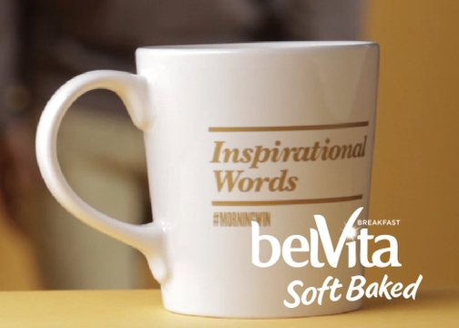 Get Some belVita Swag with Virtual #MorningWin Shop
