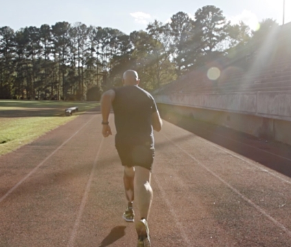 MOFILM Hits the Track with Inspirational New Foot Locker Spot