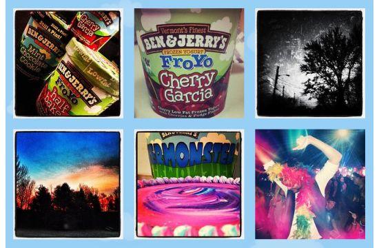Ben & Jerry's Instagram Euphoria