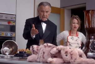 Winston Wolf Is Back in Business for New Direct Line Spot