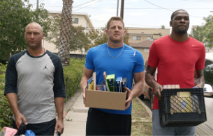 Kevin Durant, Derek Jeter and J.J. Watt Star in Inspiring New Promos from BBDO and Elite Media