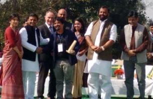 Interbrand's Pradeep Debnath Bags Finalist at TDV Mera Agra Design Contest