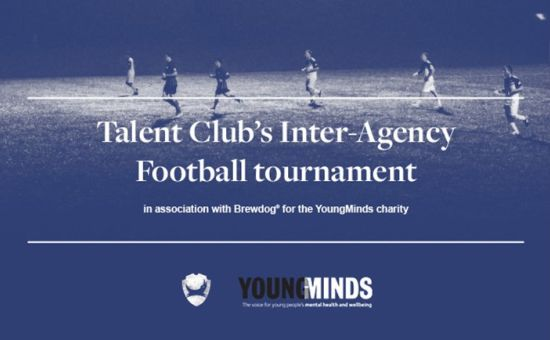Inter-Agency Football Tournament Kicks Off Tomorrow – Raising Money for YoungMinds