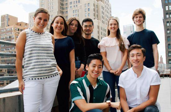 Inside Deutsch's NY Summer Internship Program