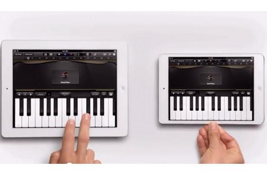 iPad mini – 'Piano'