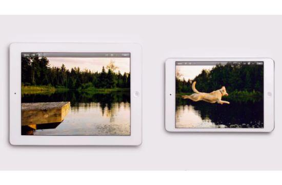 iPad Mini Campaign Launched