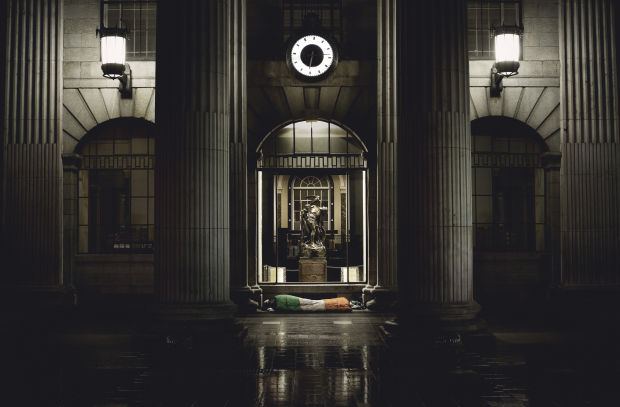 ROTHCO Lands Three D&AD Pencils for 'Sleeping Flags' Campaign