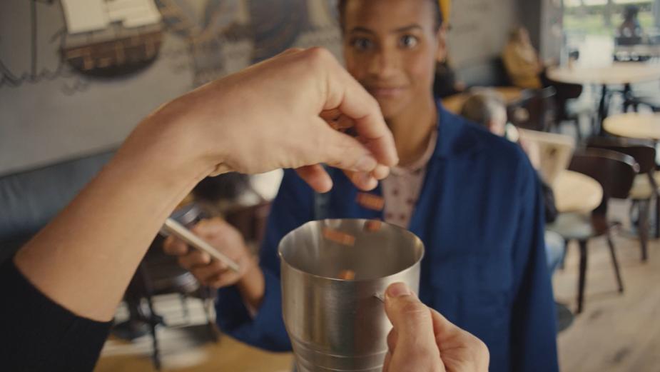 Iris London's New Starbucks Spot is Pure Coffee Magic