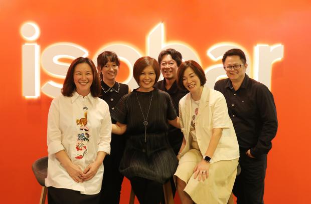 Isobar China Group Strengthens Executive Team