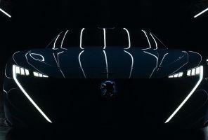 Nicholas Berglund's Cream Unveils Peugeot's 'Instinct' Concept Car