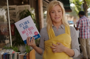 McCann NY Turns Unwanted Baby Advice Into Something Actually Useful