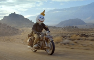 David & Goliath Rides the Range for Epic Jack in the Box Super Bowl Ad