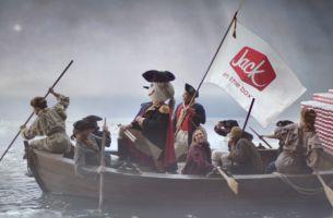 Jack Enlightens America in David&Goliath's New Spot for Jack in the Box