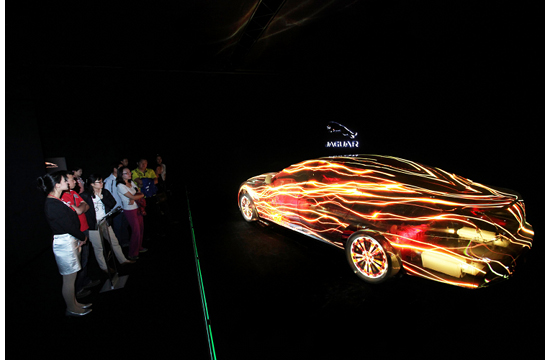 Auditoire\China's Driving Experience for Jaguar