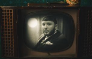 A Step Back in Time for X Factor Winner James Arthur's Latest Promo