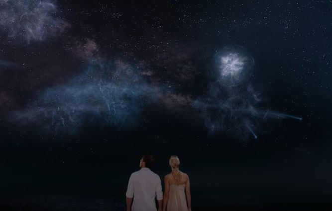 Forsman & Bodenfors Looks to the Skies with Magical New Spot for Klinsky