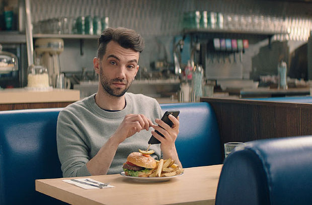 Actor Jay Baruchel Reunites with RBC for Comedic Spots