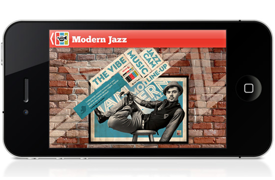 Motive Brings Jazz Alive with Augmented Reality