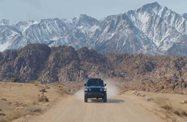 Jeep Reaffirms Its Status as a Legendary SUV Brand in Latest Campaign