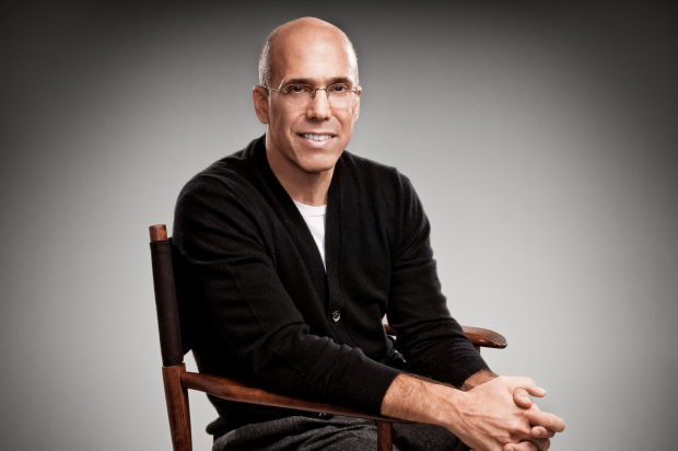 Jeffrey Katzenberg Named Cannes Lions Media Person of the Year 2019