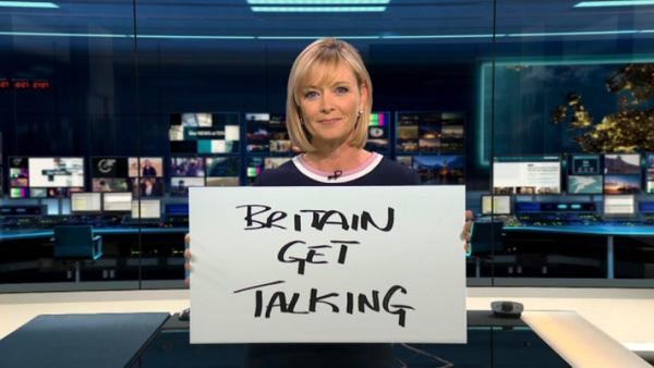 ITV and Uncommon Take Over Ad Break in Mental Wellness Campaign 'Britain Get Talking'