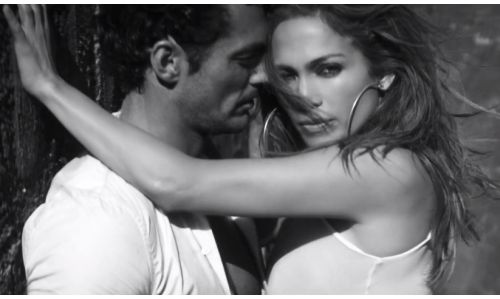 Anthony Mandler Directs J.Lo's 'First Love'