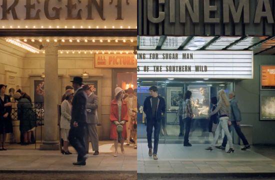 Rattling Stick's Ringan Shoots Split-screen John Lewis