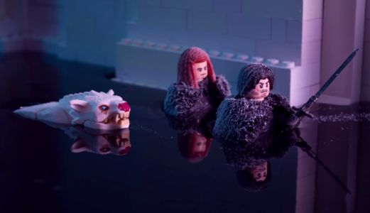 Why Greenpeace Drowned a LEGO Jon Snow in Oil