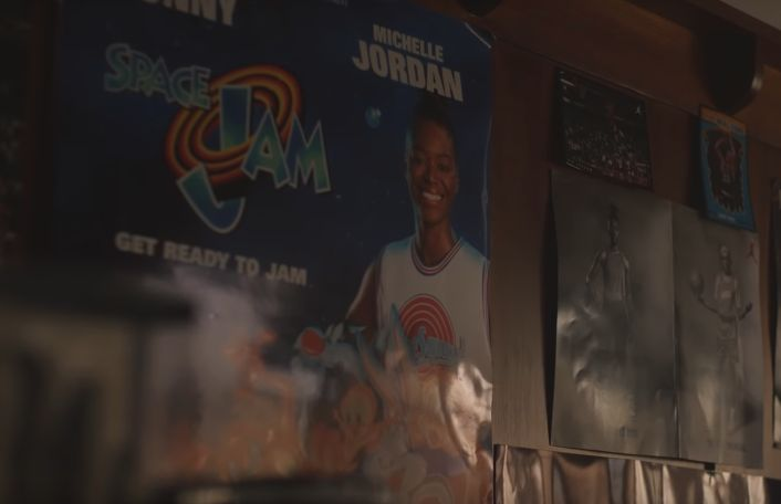 Touching Short Film Imagines If Michael Jordan Was a Woman for IWD