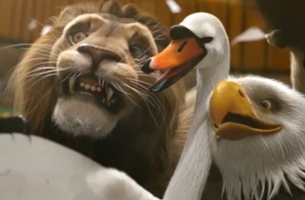 Sir John Hegarty Helps Turn the UN Into Animals for First Ever Global Cinema Ad