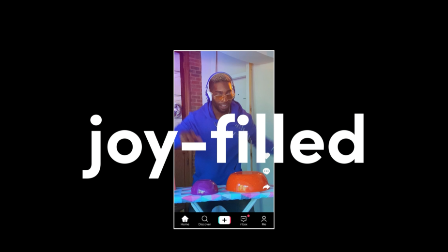 TikTok Campaign Makes You Feel 'A Little Brighter Inside'