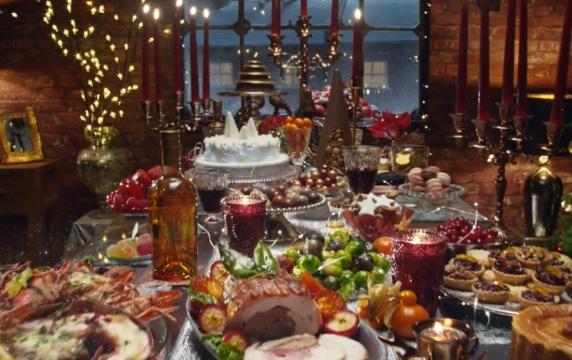MPC Conjures a Taste of Magic for M&S Food's Christmas Spot
