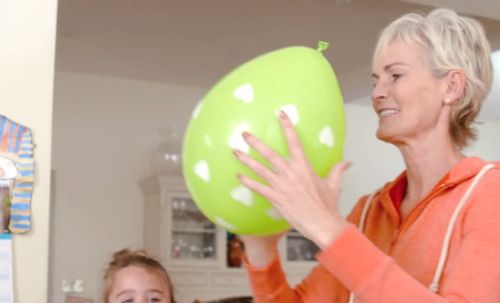 Judy Murray Readies for Wimbledon in BBH's Robinsons Spots