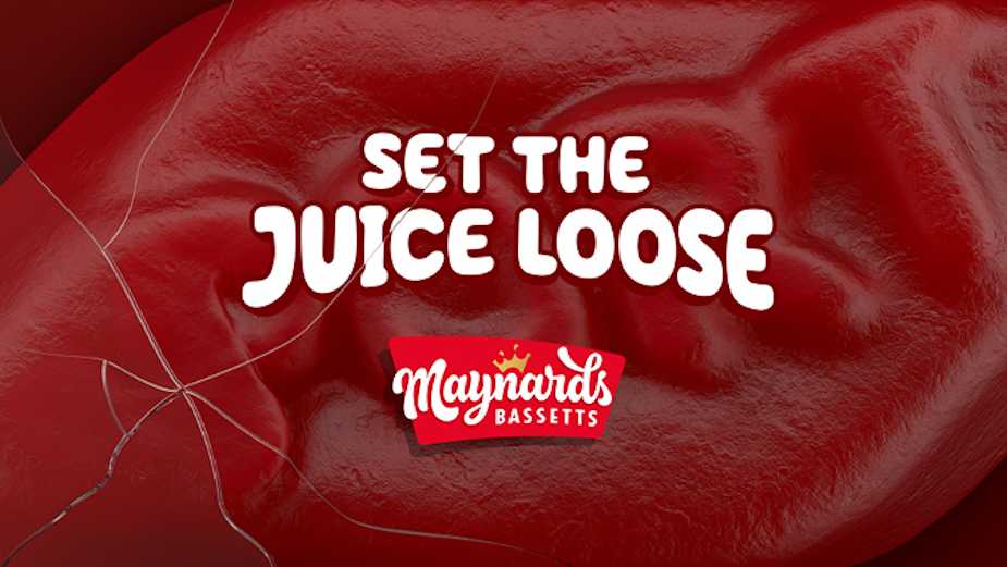 Maynards Bassetts Asks Britain to 'Set the Juice Loose' One More Time