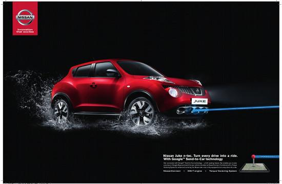 TBWA\G1 & Nissan Europe for Nissan JUKE