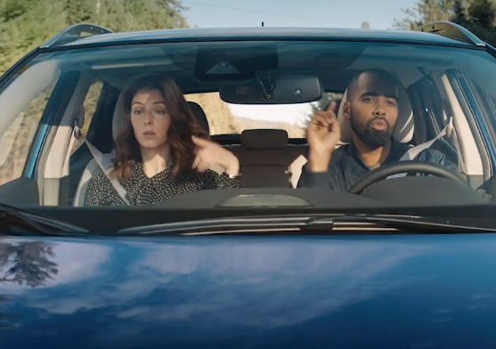 Technology Connects Us in Juniper Park\TBWA's Nissan Canada Campaign