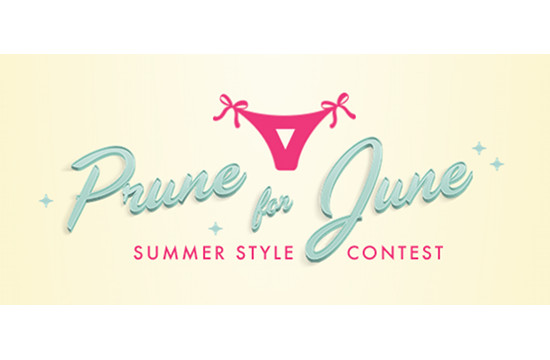 Schick & JWT NY Invite Women to 'Prune for June'