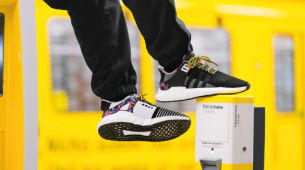 Jung von Matt Germany Wins 2018 ADCE Grand Prix for Its BVG x adidas Campaign 'The Ticket Shoe'