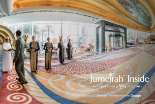 Google's Jumeirah Hotels Interactive Experience Offers 360 Degrees of Luxury