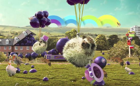 Doodle Your World with Ribena's Augmented Reality App