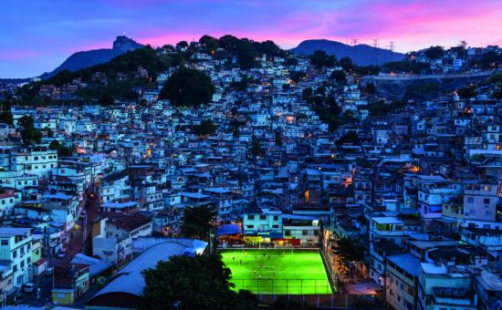 Your Shot: How Player Power Is Lighting Up Football in This Rio Favela