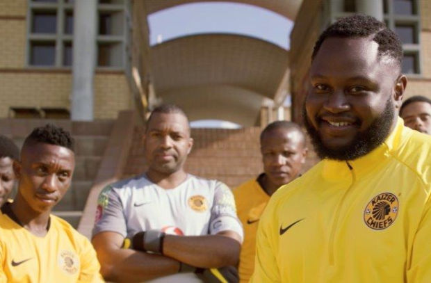 Football Legends Kaizer Chiefs Star in Latest Chapter of #ToyotaStoriesSA Campaign