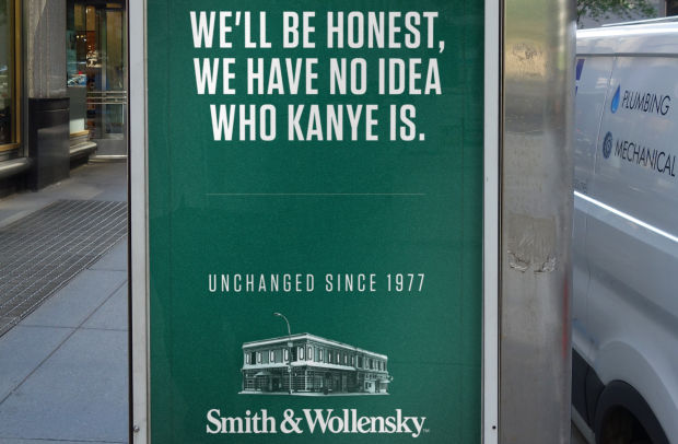 Walrus Serves up Humorous OOH Ads for Quality Branded Restaurant Group