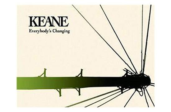 The Unit Facebook App for Keane 'Best Of'
