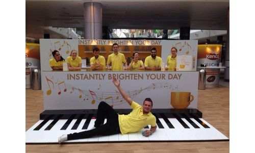 Arc London Brightens Up Your Day With New Kenco Campaign