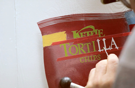 Kettle Foods & 101 Launch 'Tortilla' Campaign