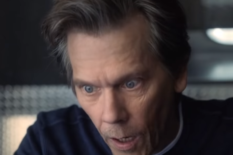 Kevin Bacon Serves Up the Latest iPhone in EE Spot from Saatchi London