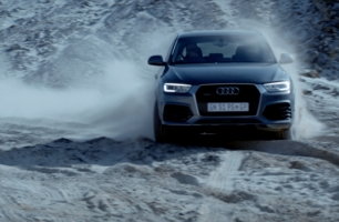 Director Rob Malpage Puts the Audi Q3 to the Test for O&M Cape Town