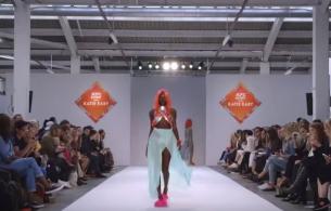 Food & Fashion Collide in BBH London's KFC Catwalk