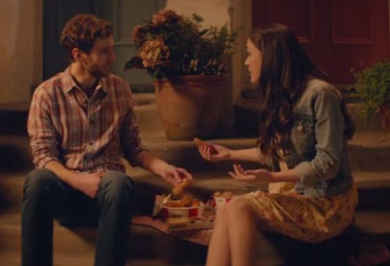 New KFC Spot from Rattling Stick's Pete Riski is a Love Story for the Ages